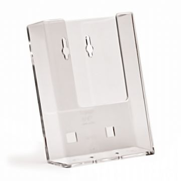 W110X | 1 Pocket DL (1/3 A4) Portrait Leaflet Holder